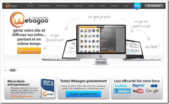 Et si tout le monde pouvait être visible sur le web ? Exemple avec Webagoo :-)