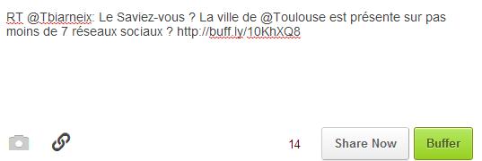 Buffer Pour Programmer Les Retweets.