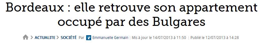 Titre Le Figaro