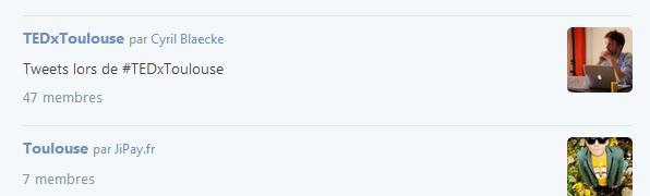 E-réputation : les listes sur Twitter