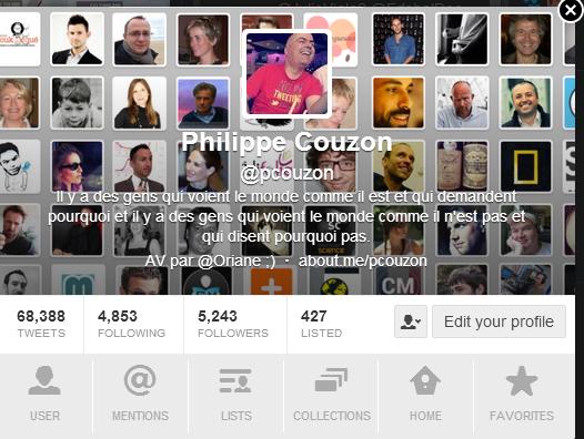 Listes Tweetdeck