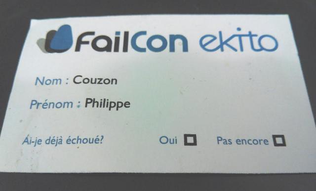 Badge failcontls