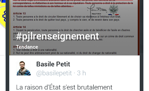 #Twitter introduit les moments forts sur android. #curation