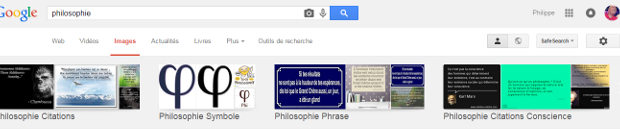 SERP : Google améliore le classement des images.