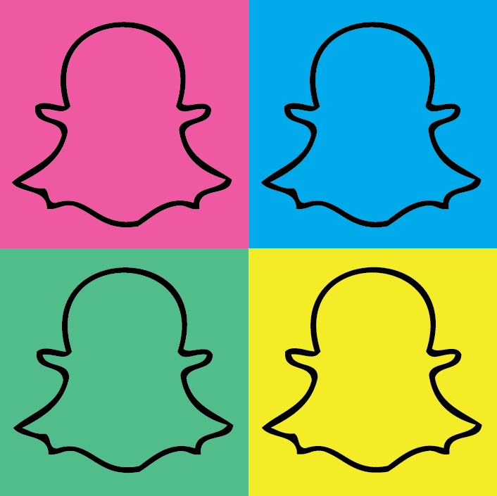 Colors of Snapchat