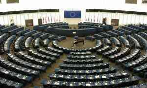 Tiens, un sondage sur l'élection au Parlement européen !