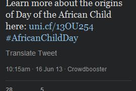 Tweetdeck : traduction des tweets par Bing #Twitter